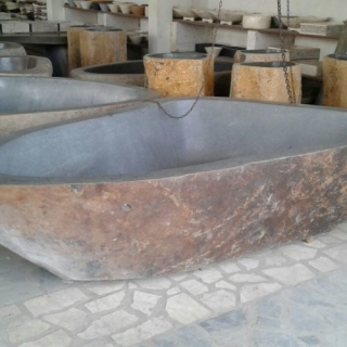 Ванна из речного камня размер 5XL