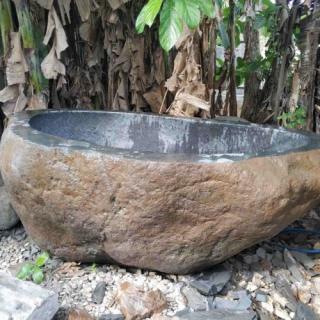 Ванна из речного камня размер М